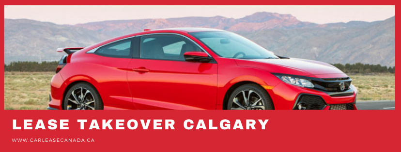 Lease Takeover Calgary