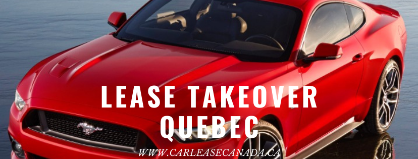 Lease Takeover Quebec