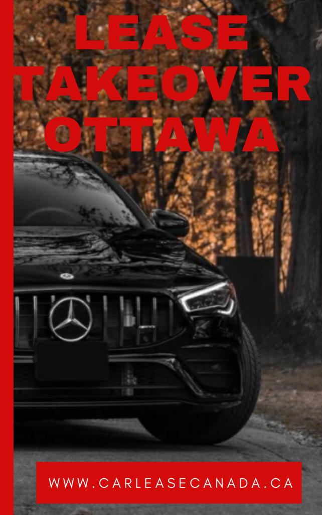 Lease Takeover Ottawa